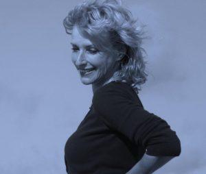 Portraitfoto Rosemarie Seibel im Halbprofil